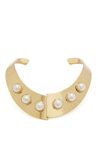 BOSS AROUND COLLAR NECKLACE